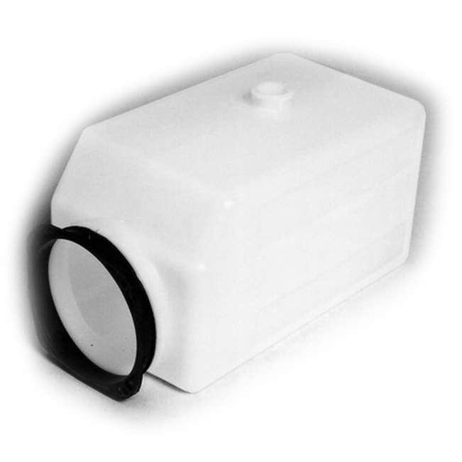 2.5 Gal Poly Power Unit Reservoir (1 Hole)