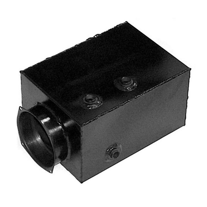 2.5 Gal Metal Power Unit Reservoir (3 Holes)