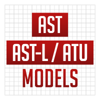 AST / AST-L / ATU Model Tuckunder Series Diagrams