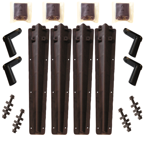 Minimizer Installation Brackets - 150, 1600, 1900, 2260, 2480 and 221800 Series Fenders