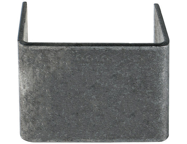 "Straight Weld-On Stake Pocket (1-1/2"" x 3"" Inside x 2.5"" Depth)"
