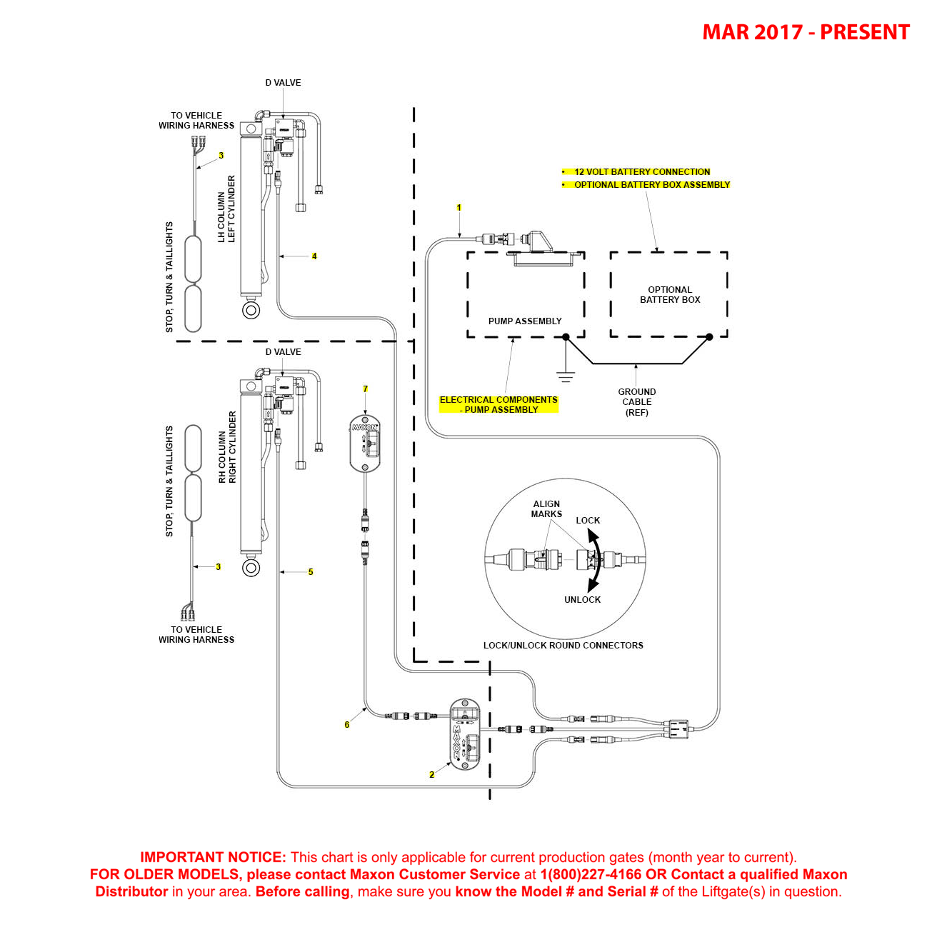BMR (Mar 2017 - Present) Bucher Hydraulics Electrical Systems Diagram