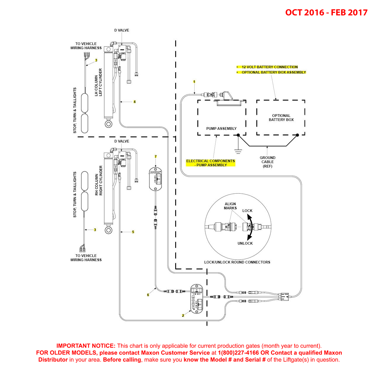 BMR (Oct 2016 - Feb 2017) MTE Hydraulics Electrical Systems Diagram