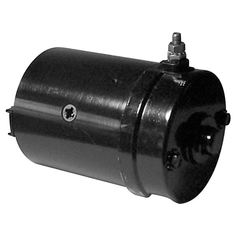 12V CCW Single Post Heavy Duty Motor With Tang Shaft [Anthony, Waltco, Thieman, Monarch, Prestolite]