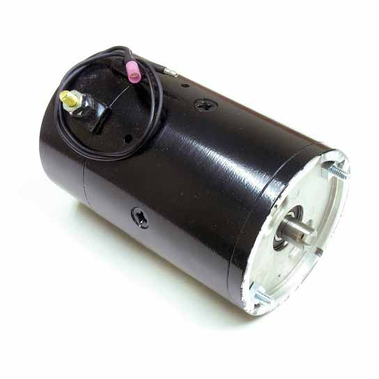 Maxon 12V CCW Single Post Heavy Duty Motor With Thermal Tang Shaft [268011-01/S204T]