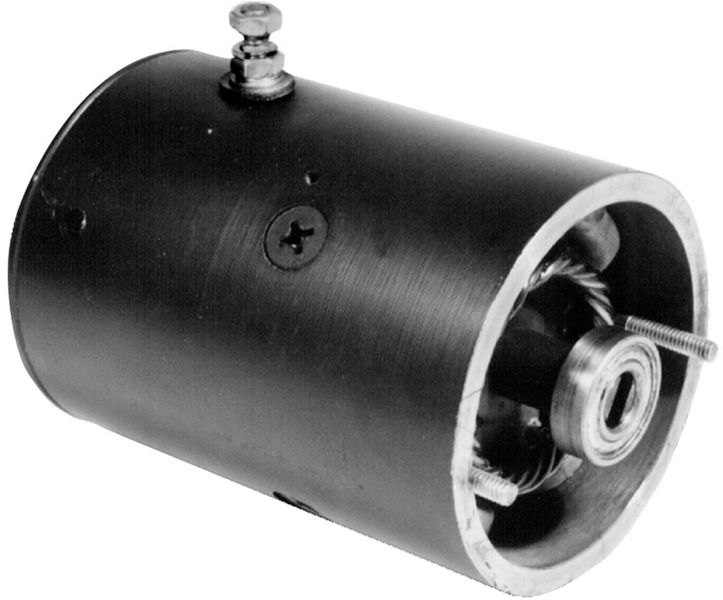 12V Heavy Duty Tang Shaft CCW Motor [Anthony, Waltco, Thieman, Leyman, Monarch, Prestolite, Progressive]