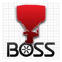 BOSS Tailgate Spreader Diagrams
