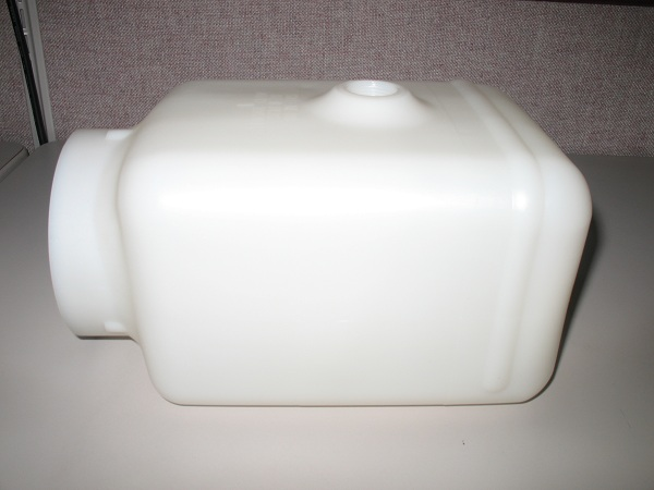 Monarch/Bucher Replacement 1 Gal Poly Reservoir (1 Holes)