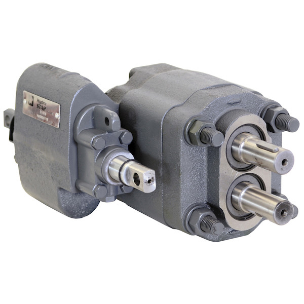 Buyers C1010 - Remote Mount Hydraulic Pump With Manual Valve And 2-1/2 Inch Diameter Gear