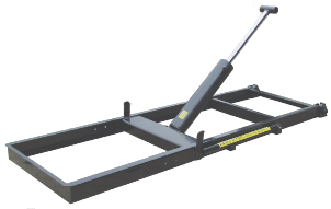 Champion - C524DM | Uninstalled Twin Arm Underbody Subframe Hoist for Contractor Bodies