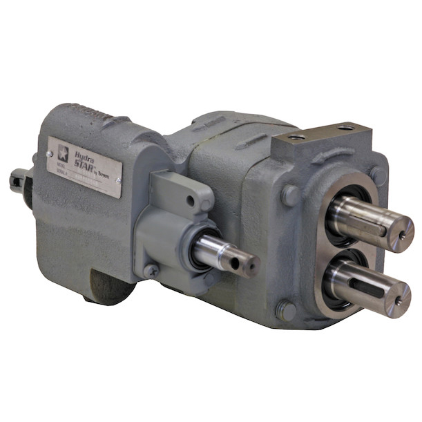 Buyers CH101115 - Remote Mount Hydraulic Pump With Manual Valve And 1-1/2 Inch Diameter Gear