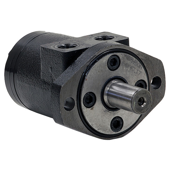 "Hydraulic Motor (2-Bolt Mount/NPT Threads And 17.9 Cu"" Displacement)"