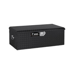 UWS EC20072 - Specialty Box Black Storage (Foot-Locker-BLK)