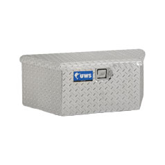 UWS EC20411 - Trailer Chest Box Low Profile (TBV-34-LP)