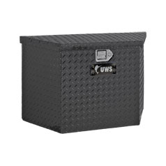 UWS EC20442 - Trailer Chest Box Black (TBV-49-BLK)