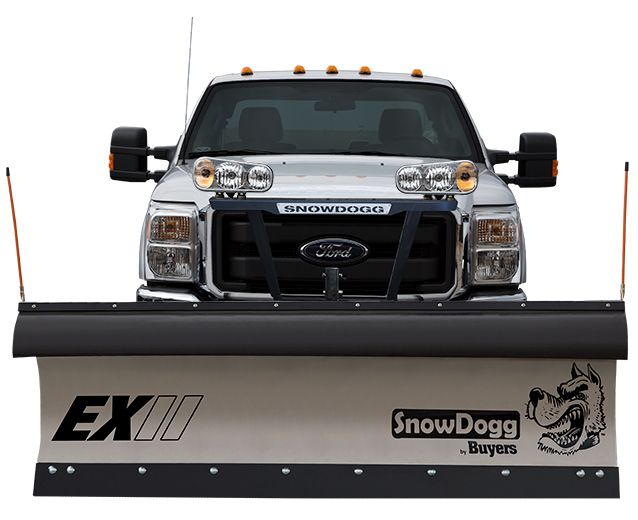 HD-EX Series Gen II Plows