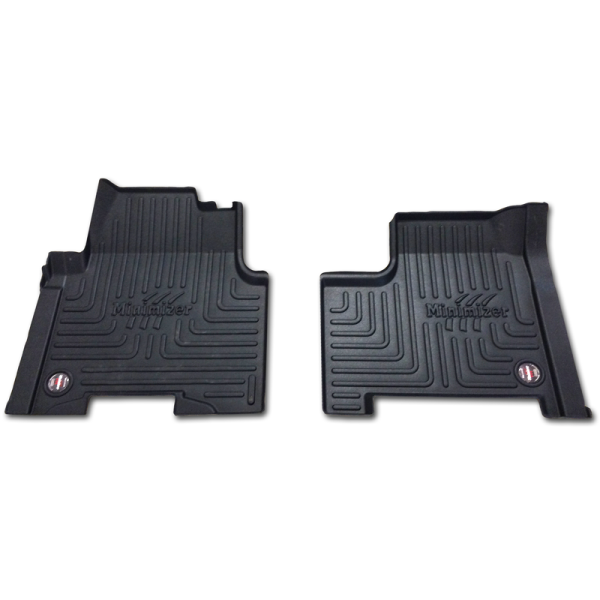 International Model Floormat (w/ Minimizer Logo Label)