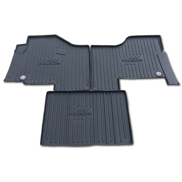 Paccar Automatic Transmission Floormat (w/ Minimizer Logo Label)