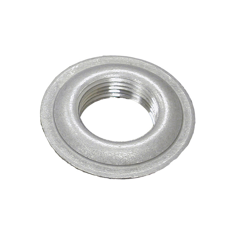 "1"" NPTF Stainless Steel Stamped Welding Flange"
