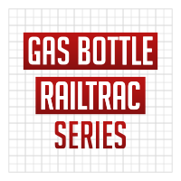 Gas Bottle Railtrac Series Diagrams