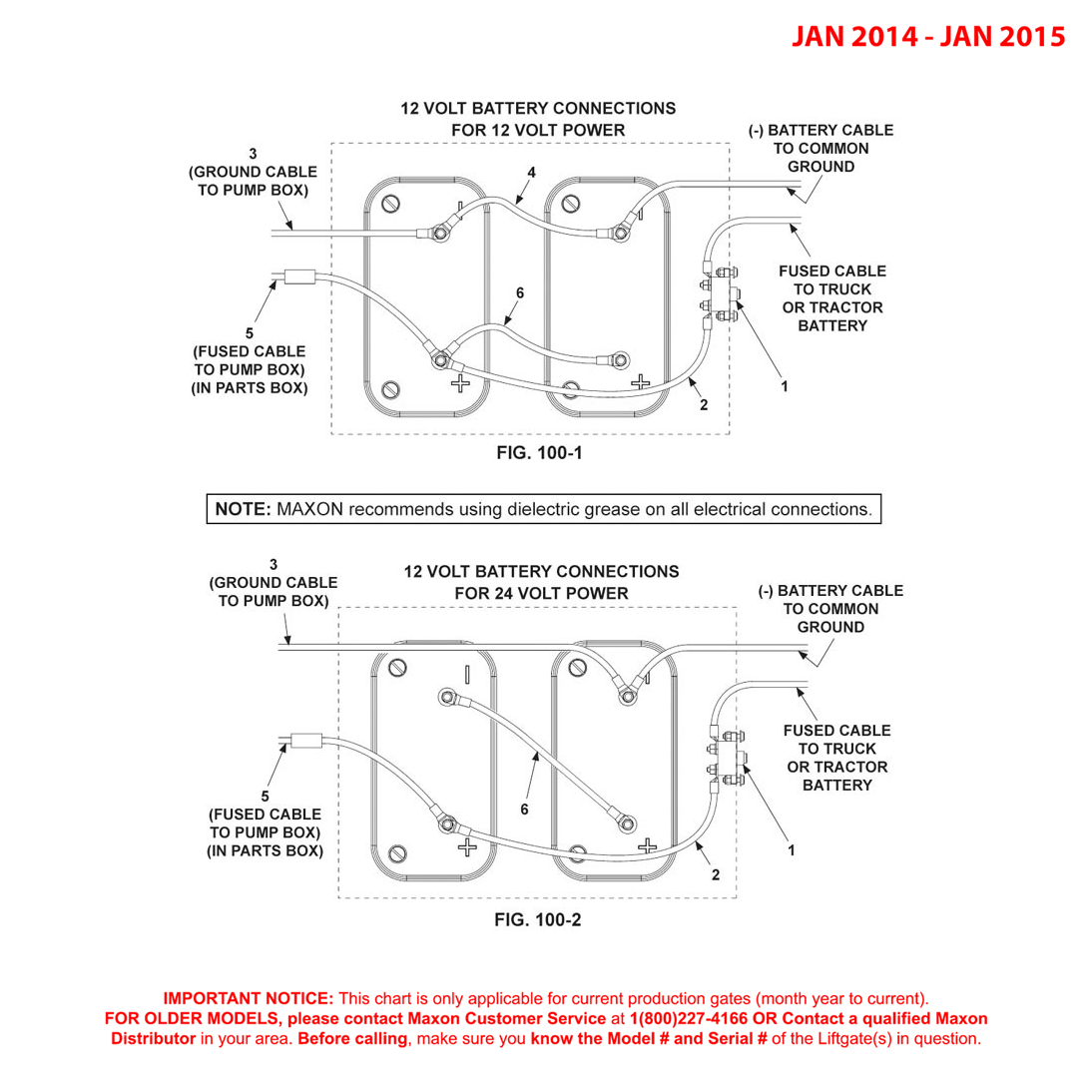 GPTWR (Jan 2014 - Jan 2015) Optional Battery Box Electrical Components Diagram