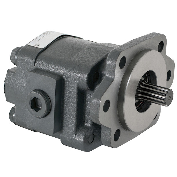 Buyers H2136101 - Hydraulic Gear Pump With 7/8-13 Spline Shaft And 1 Inch Diameter Gear