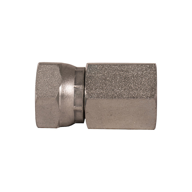 "1"" NPSM Female Pipe Swivel To 1"" Female NPT Straight"