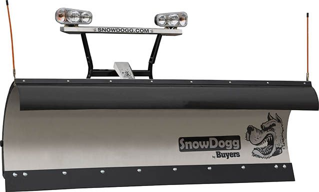 SnowDogg HD75 Plow