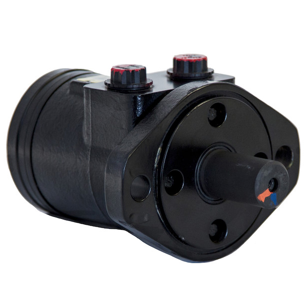 "Hydraulic Motor (2-Bolt Mount/NPT Threads And 11.3 Cu"" Displacement)"
