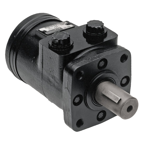 "Hydraulic Motor (4-Bolt Mount/NPT Threads And 11.3 Cu"" Displacement)"