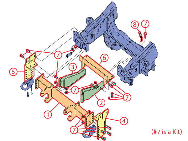 BOSS LTA09163 Parts Diagram
