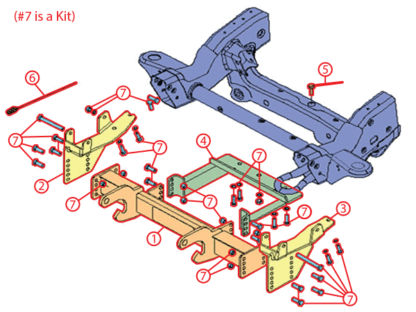 BOSS LTA09201B Parts Diagram