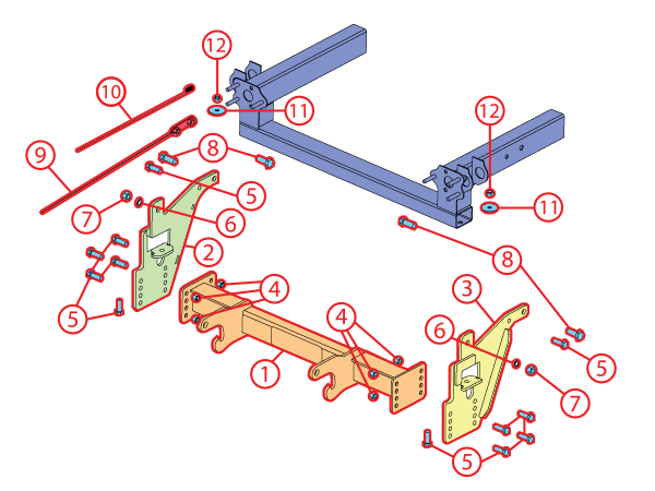 BOSS LTA09240B Parts Diagram