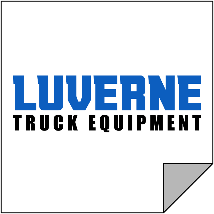 Luverne 251020 - Universal Textured Rubber Mud Guards