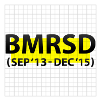 BMRSD (Sep 2013 - Dec 2015) Diagrams