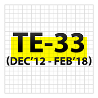 TE-33 (Dec 2012 - Feb 2018) Diagrams