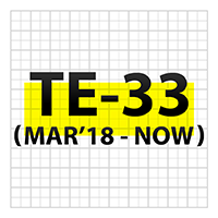 TE-33 (Mar 2018 - Present) Diagrams