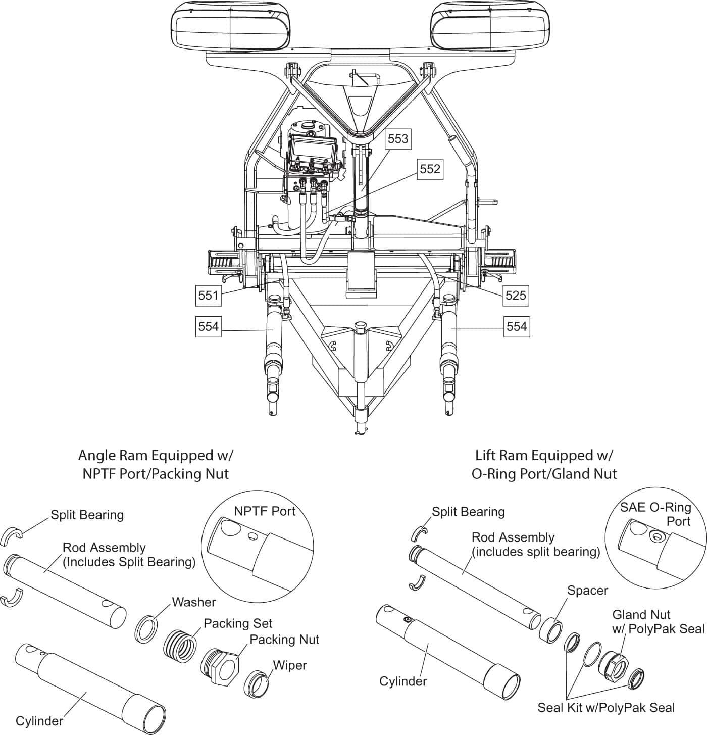 mcseriesrcah fisher mc series hydraulics diagram shop iteparts