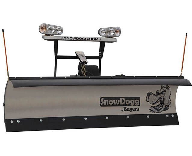 SnowDogg MD68 Plow