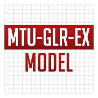 MTU-GLR-EX Model Magnum Tuckunder Series Diagrams