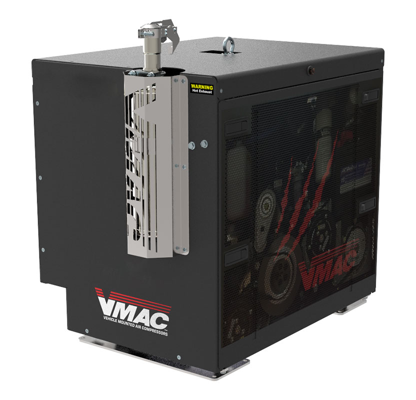 VMAC D600008 - Multifunction 6-in-1 Power System