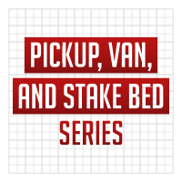 Pickup, Van & Stake Bed Series Diagrams