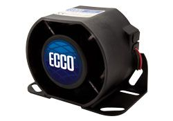 ECCO 820N - Switchable 87dB or 107dB Back-up Alarm