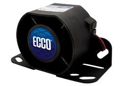 ECCO Lighting Alarm: Back-up | switchable volume: 97 or 112dB | 12-36VDC