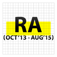 RA (Oct 2013 - Aug 2015) Diagrams