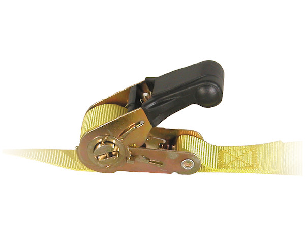 Buyers RTD211218 - 12 Foot Ratchet Tie Down with Soft Rubber Grip