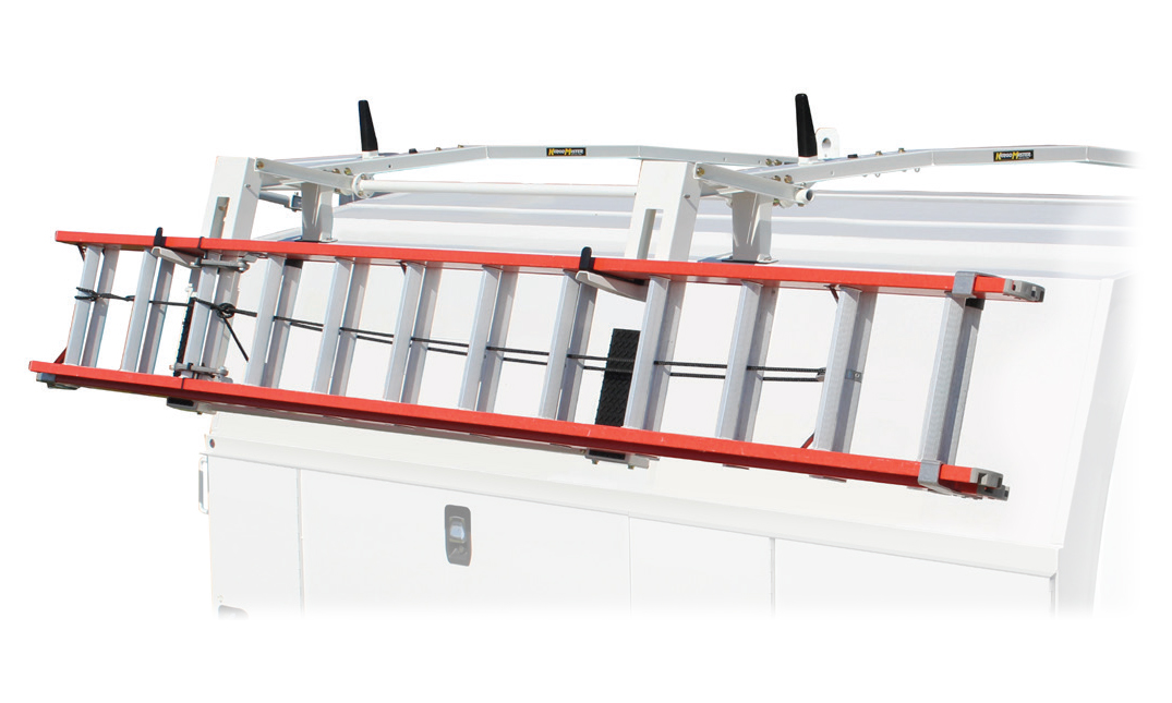 Combo LR Ladder Rack (For Covered Service Bodies)