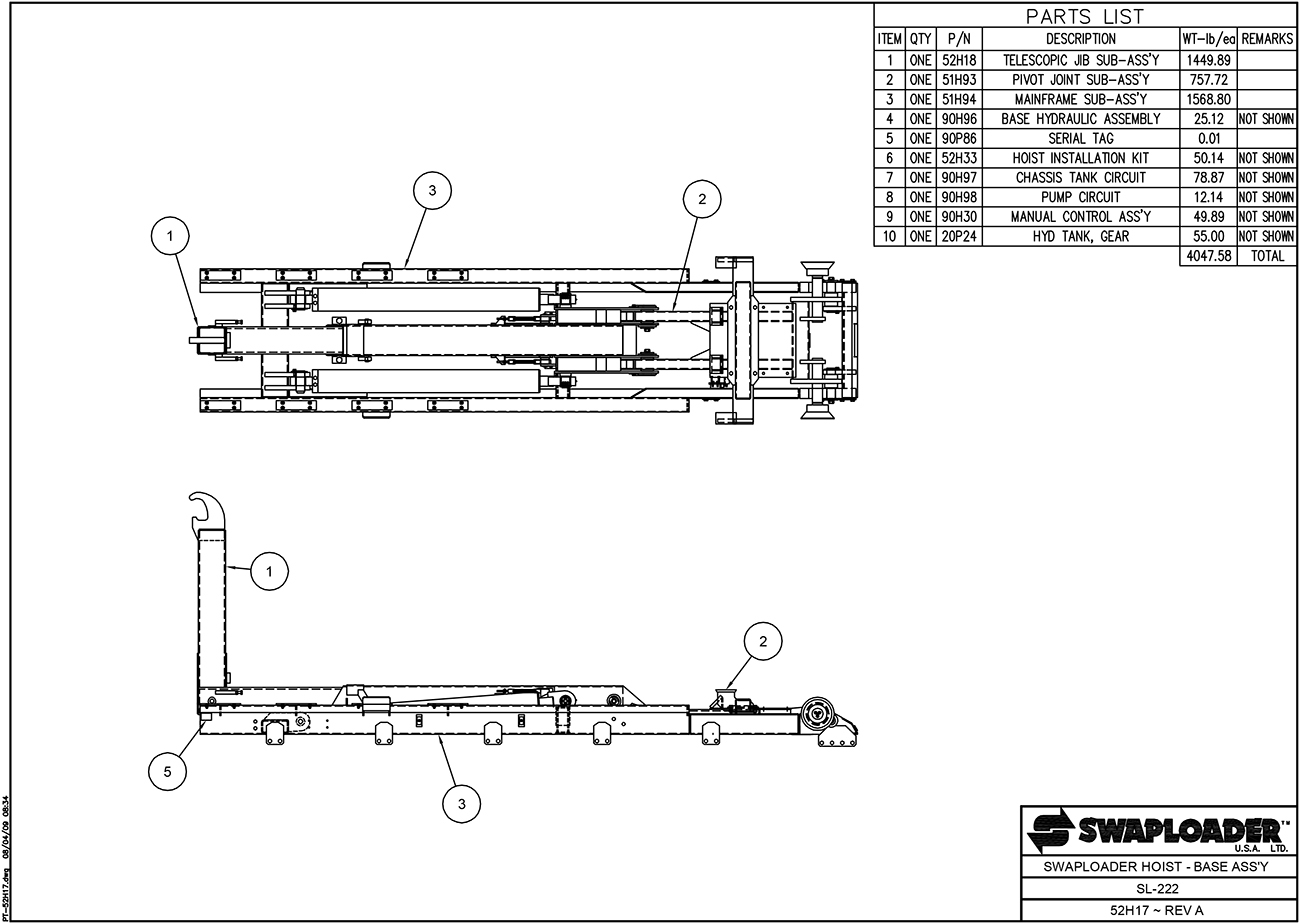 Waltco Wiring Diagram Maxon Liftgate Hydraulic Pump Starting Know About Swaploader 200 Series