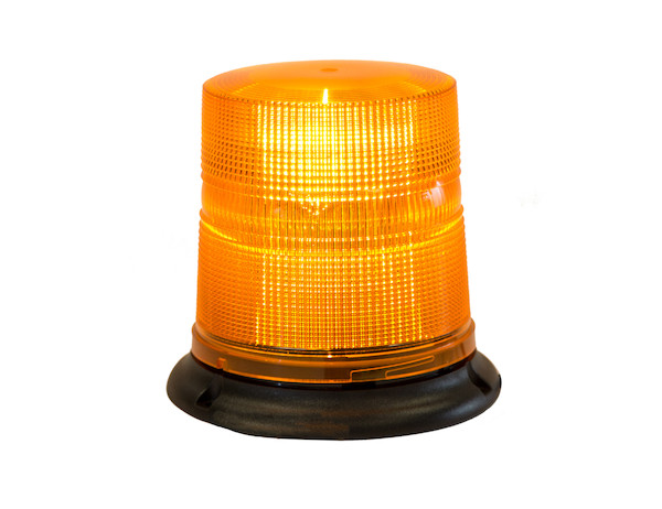3 LED Beacon With Tall Lens
