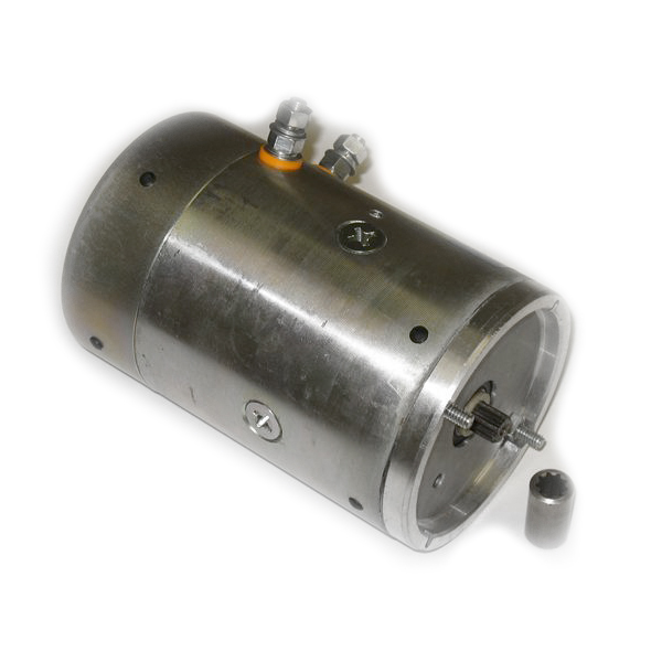 Curtis Dual-Post Replacement Snowplow Motor [SPX-1190AC]